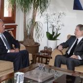Photo 39 of 62 - President Sleimane 14082014