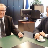 Photo 18 of 18 - President Wilfried Martens 25032012