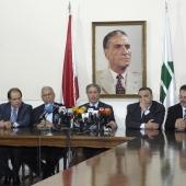 Photo 51 of 152 - Press Conference for Former Pr.Amine Gemayel.1