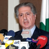 Photo 55 of 152 - Press Conference for Former Pr.Amine Gemayel (2)