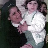 Photo 14 of 35 - Soeur Arzeh Gemayel and Samy 1986