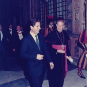 Photo 32 of 88 - Visite du Vatican 28111983