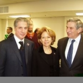 Photo 16 of 56 - Former President Gemayel meets Paul Wolfowitz 05022007
