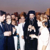 Photo 48 of 88 - Mgr-Aoudeh-et-Abi-Nader