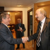 Photo 53 of 63 - With Joumblatt