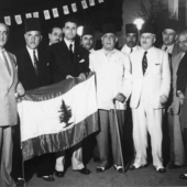 Photo 22 of 44 - 1er-drapeau-1943