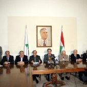 Photo 21 of 44 - Meeting for Kataeb Party