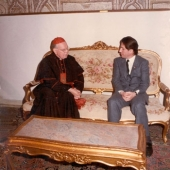 Photo 40 of 88 - Cardinal Terence Cooke in Baabda 30121982