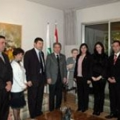 Photo 1 of 56 - Former President meets a delegation of YASA 07042007